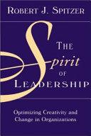 The Spirit of Leadership Book