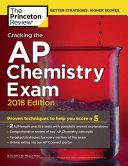 Cracking the AP Chemistry Exam