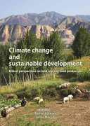 Climate Change and Sustainable Development