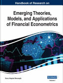 Handbook Of Research On Emerging Theories Models And Applications Of Financial Econometrics Book PDF