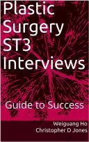 Plastic Surgery ST3 Interviews