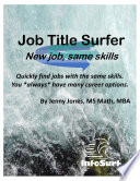 Job Title Surfer For Career Exploration Book PDF