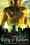City of Bones Cassandra Clare Cover
