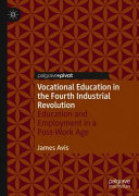 Vocational Education in the Fourth Industrial Revolution Book