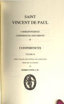 Correspondence  Conferences  Documents  Conferences