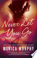 Never Let You Go Book