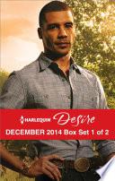 Harlequin Desire December 2014   Box Set 1 of 2