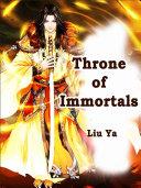 Throne of Immortals Pdf/ePub eBook