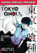 Tokyo Ghoul Manga Special Preview