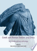Greek and Roman Textiles and Dress Book PDF