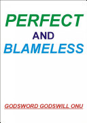 Perfect and Blameless ebook