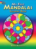 My First Mandalas Coloring Book