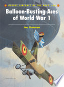Balloon Busting Aces of World War 1