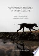 Companion Animals In Everyday Life