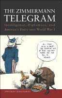 Pdf The Zimmermann Telegram Telecharger