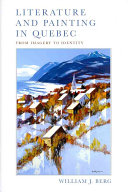 Literature and Painting in Quebec