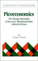 Pdf Picoeconomics