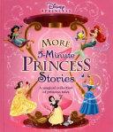 Disney Princess More 5 Minute Princess Stories