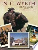 N C Wyeth 24 Art Cards