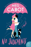 link to No judgments : a novel in the TCC library catalog