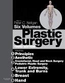 Plastic Surgery E-Book: 6 - Volume Set