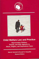 Child Welfare Law And Practice Book PDF