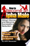 How to Become an Alpha Male Book