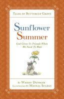 Sunflower Summer Pdf