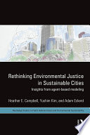 Rethinking Environmental Justice in Sustainable Cities