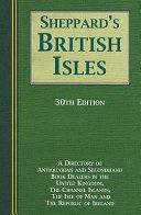 Sheppard s British Isles