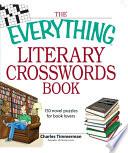 Everything Literary Crosswords Book