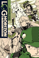 Log Horizon  Vol  9  light novel