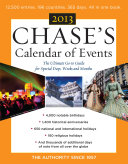 Chase s Calendar of Events 2013