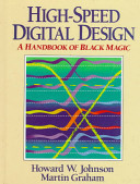 High speed Digital Design Book
