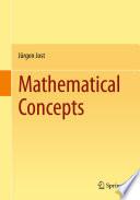 Mathematical Concepts