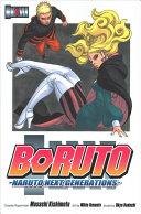 Boruto Vol 8
