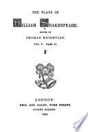 pt.1. Romeo and Juliet. Hamlet. Othello