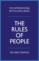 Pdf The Rules of People Telecharger