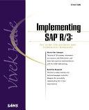 Implementing SAP R 3