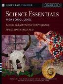 Science Essentials  High School Level