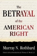 Betrayal of the American Right, The [Pdf/ePub] eBook