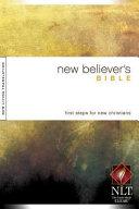 New Believer s Bible NLT