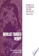 Myoblast Transfer Therapy