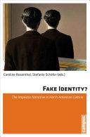 Pdf Fake Identity?