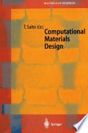 Computational Materials Design