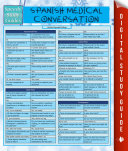 Spanish Medical Conversation (Speedy Language Study Guide)