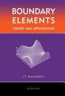 Pdf Boundary Elements: Theory and Applications Telecharger