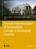 Towards Implementation of Sustainability Concepts in Developing Countries