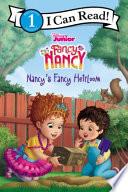 Disney Junior Fancy Nancy Nancy S Fancy Heirloom