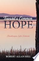 Toward a Common Hope